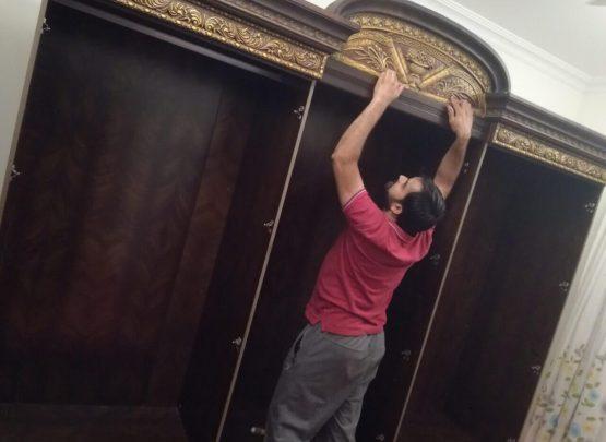 Furniture Movers in Abu Dhabi