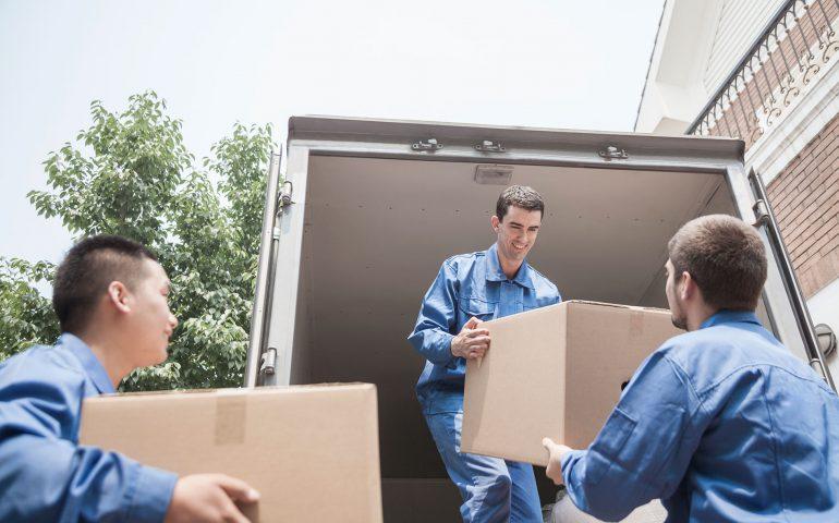 Loading Unloading