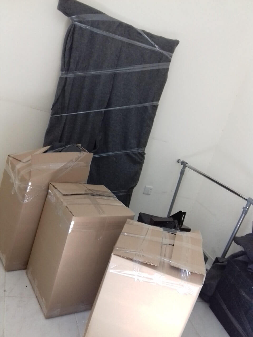 Latest packing boxes
